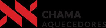 Logotipo Aquecedores Chama
